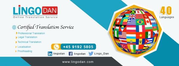 LingoDan Oversættelsesbureau