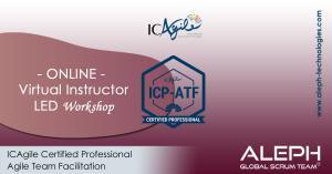 ICP – ATF | Virtual | workshop | Aleph