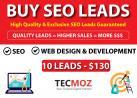 Buy SEO Leads Online