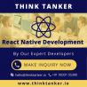 Hire React Native Developer Bangalore, Ahmedabad, Pune, Mumbai - ThinkTanker