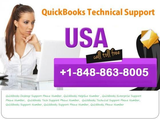 iNtuit +1+848+863-8OO5 QuickbookS DesktoP SupporT PhonE NumbeR/ Helpline Number