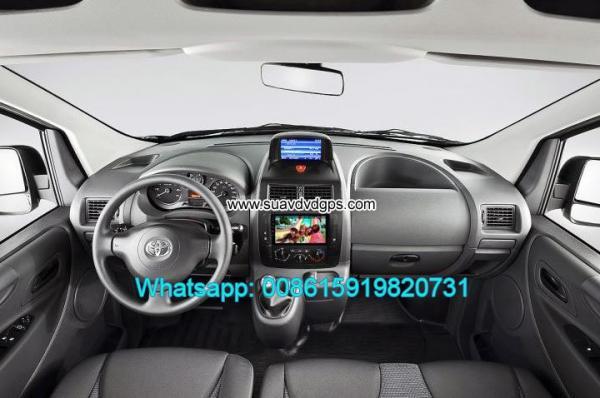 Toyota ProAce Audio Radio Car Android wifi GPS Camera Navigation