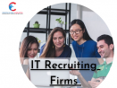 Top IT Recruiting Firms in The United State?