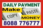 Bangalore part time work   Online job   Work Daily Earn Daily   2024  