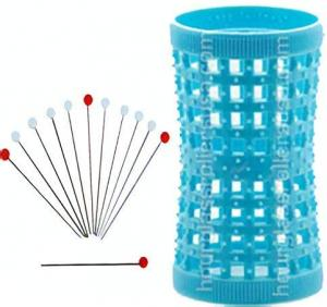 50 Bobby Pins for Hourglass Hair Rollers