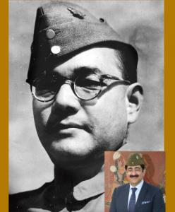 Chief Scout For India Sandeep Marwah Addressed on Parakram Diwas