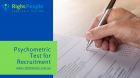 Advantages of Psychometric Testing in Recruitment