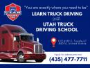 CDL training in Utah    (435) 477-7711    Enroll Today