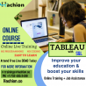 Tableau Online Course Training