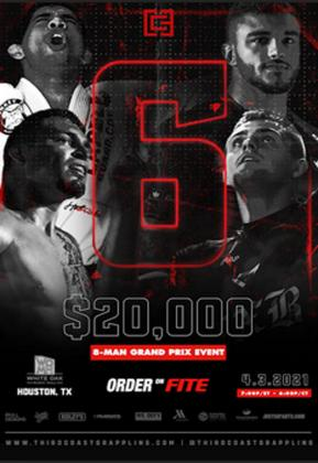 Third Coast Grappling and FITE PPV Presents: 3CG 6: The Absolute