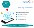 Learn React JS certification course in Bangalore
