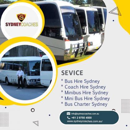 How to Get Sydney Minibus Hire in Australia