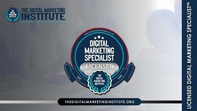 Licensed Digital Marketing Specialist™   Virtual Instructor Led Workshop
