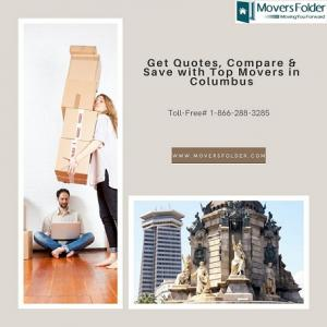 Get Quotes, Compare & Save with Top Movers in Columbus