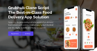 Develop An White-lablled Delivery App Like Grubhub