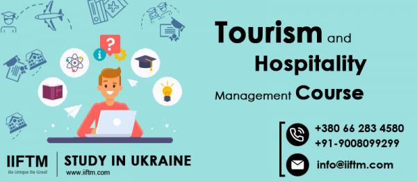 Study Hotel and Tourism Management in Ukraine, Hospitality & Tourism Diploma Course