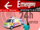 Immediate Patient Transfer Ambulance Service in Rajendra Nagar Patna