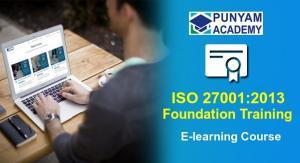 ISMS Foundation Training based on ISO 27001