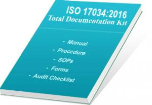 ISO 17034 Documents for Reference Material Producers