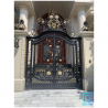 Vietnamese Manufacturer Of High-end Wrought Iron Gate With Good Price