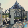 Vietnamese Manufacturer Of High Quality Wrought Iron Gate