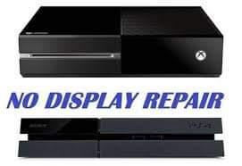 We do XBOX ONE no display repair