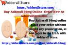 Buy Adderall 30mg Online | Order Now At AdderallStore.com