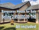 Pattaya Bang Saray Low Priced House for sale