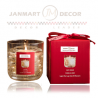 Romantic Christmas Luxury Gift Box Aromatherapy Scented Candle LED Starry Light Up Candle Valentine'