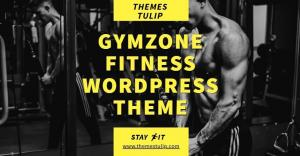 Fitness WordPress Theme For Gym and Fitness Center