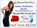 Buy Tramadol Online by credit card- online pain pill